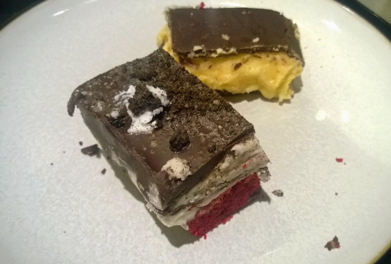 Flicking the vs vegan baking gluttony lemon bars smore for Granny pottymouth bakes a vegan cake
