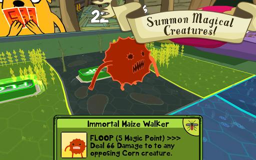 Card Wars - Adventure Time v1.0.7 Apk Mod Unlimited Coins-Gems