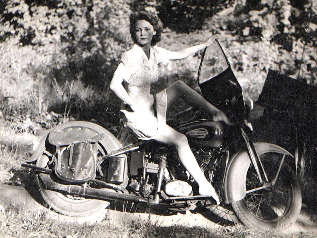 Show Me A Bike It S Harley Time