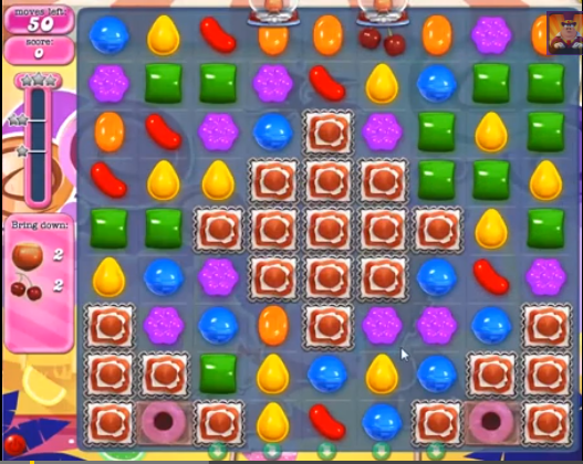 Level 302 | Candy Crush tips level 302