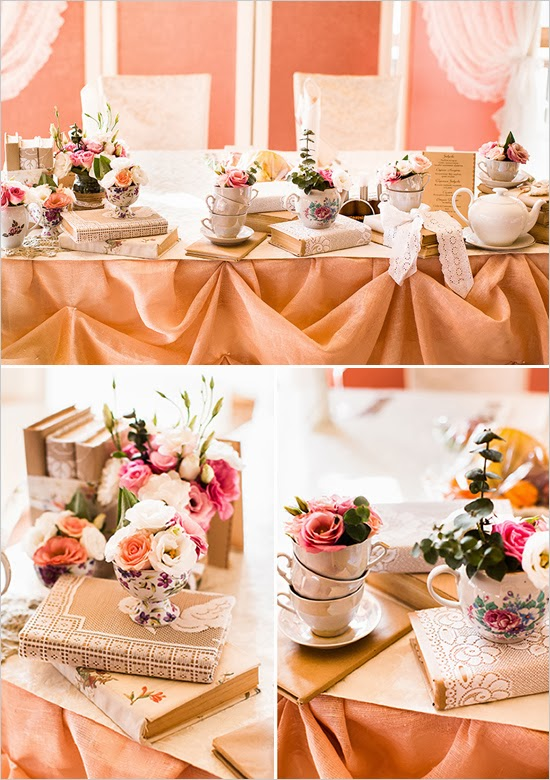 Peach wedding decorations wedding stuff ideas if your wedding theme is all about peach you should prepare with the peach wedding decoration junglespirit Choice Image