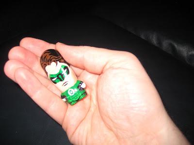 DC Comics x Mimoco Hal Jordan Green Lantern Mimobot USB Flash Drive