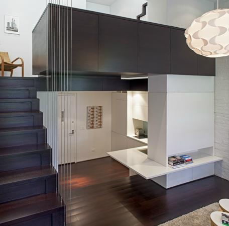 Cocina perfecta para espacios peque os cocinas con for Disenos de cocinas integrales para espacios pequenos