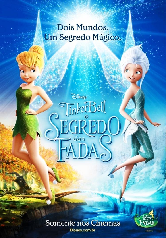 Tinker Bell – O Segredo Das Fadas DVDRip Tinker Bell – O Segredo Das Fadas Torrent DVDRip Dual Audio (2012)