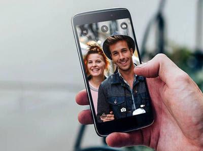 Alcatel One Touch Idol 3 pode ser usado até de cabeça para baixo