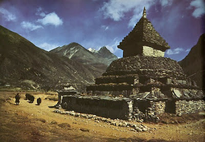 черная магия Тибета