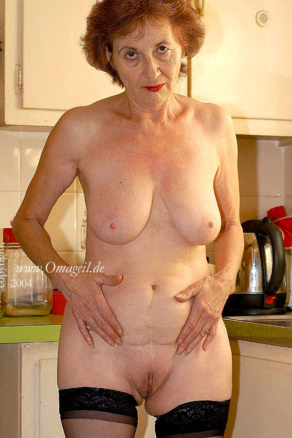The naked grannies uk