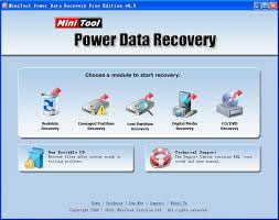 Free Download Power Data Recovery 4.1.1 With Serial Key