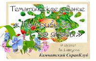 """ТЗ """"По грибы да по ягоды"""" до 01.08"""