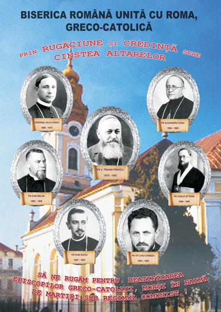 Episcopi martiri / Obispos mártires