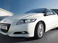 Honda CR-Z debut at the Paris Motor Show 2012