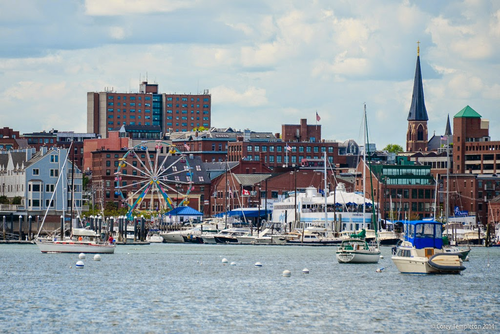 Corey Templeton Photography Old Port Festival 2014 From Afar