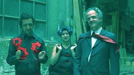 SerMecánico (Pino Ruberto), MadreBulto (Lorena Moró), HombreReloj (Lorenzo Mijares)