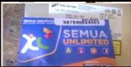 Kartu XL Semua Unlimited