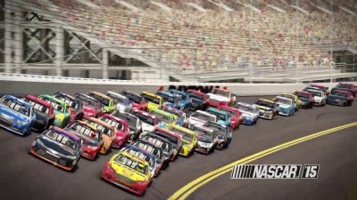 NASCAR '15 (Game) - Sizzle Trailer (PS3) - Screenshot