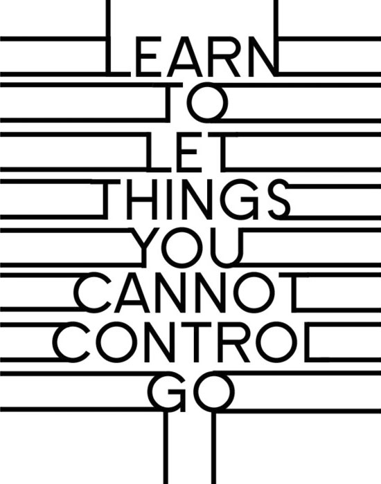 you cannot control go