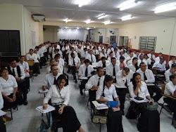 Alunos do Instituto Bíblico Apóstolico- Manaus