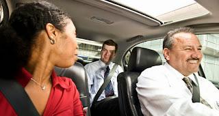 Carpooling Coworkers