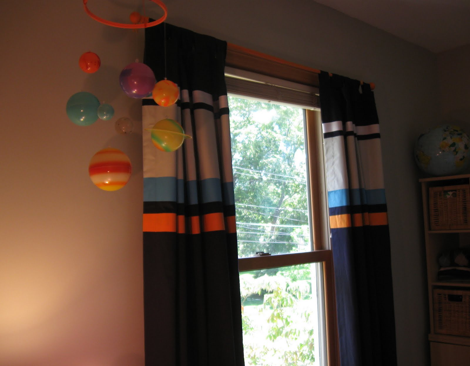 Curtains from walmart 2