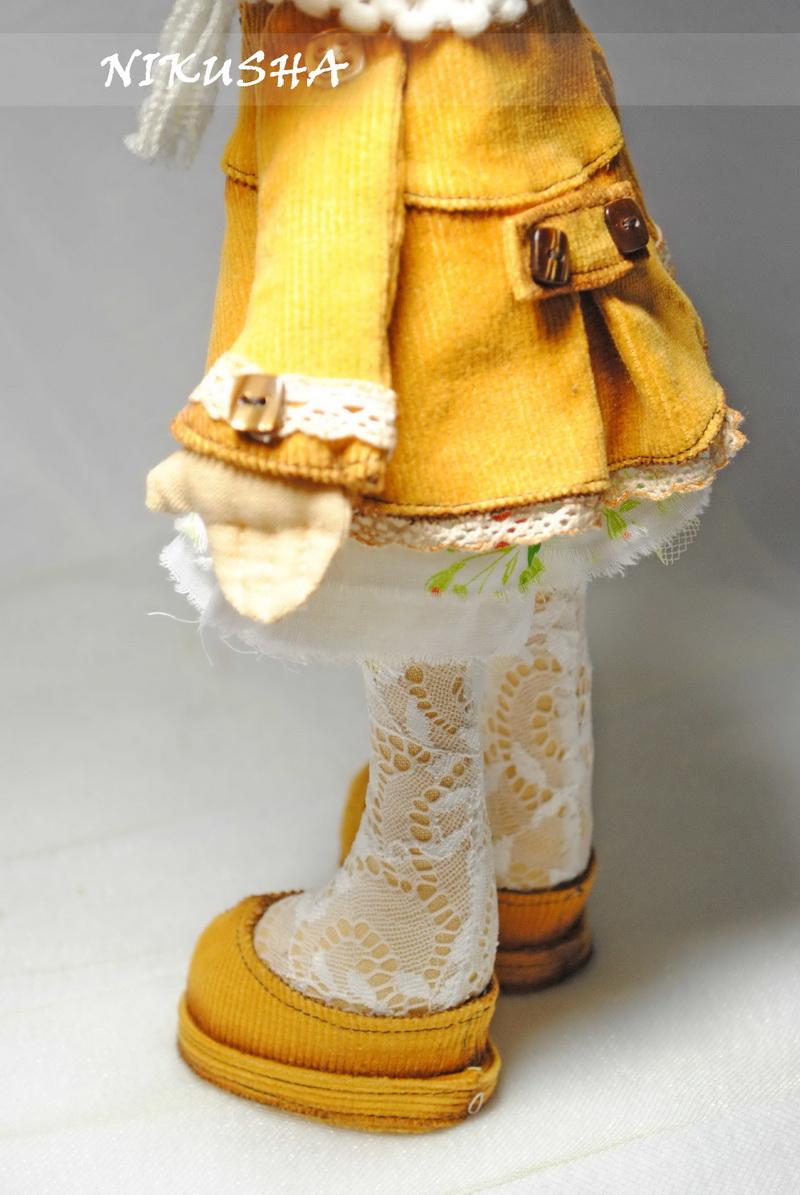 снежная девочка 3