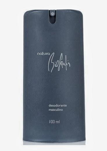Desodorante Biografia Masculino