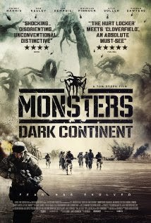 Monsters Dark Continent 2014