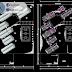 مخطط مشروع مدرسة من الهياكل المعدنية اوتوكاد dwg