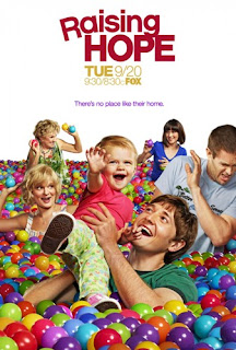 Raising Hope Season 2 Poster Download   Raising Hope   S02E08   HDTV + RMVB Legendado