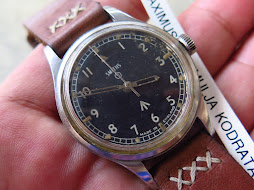 SMITHS MILITARY - MANUAL WINDING