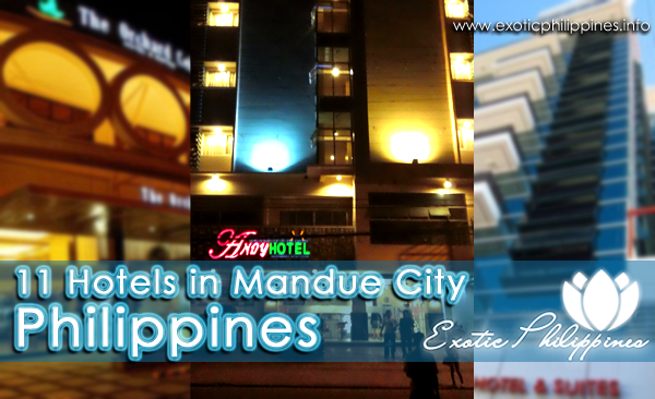 Hotels in Mandaue City Cebu
