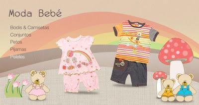 Venta de ropa para bebés en oferta en Showroom