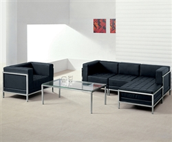 5 Value Priced Lounge Furniture Sets by Flash Furniture