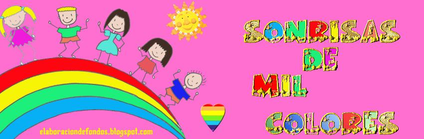Sonrisas de mil colores