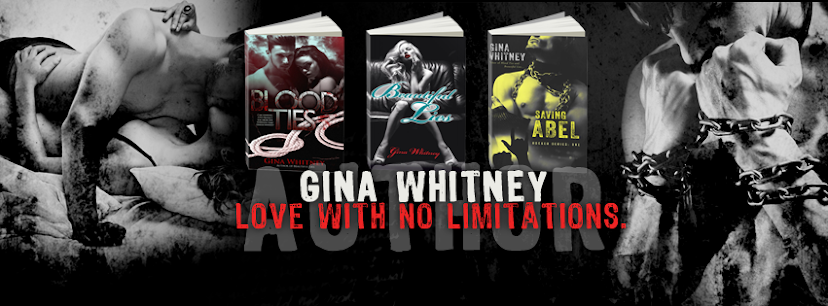 Author Gina Whitney