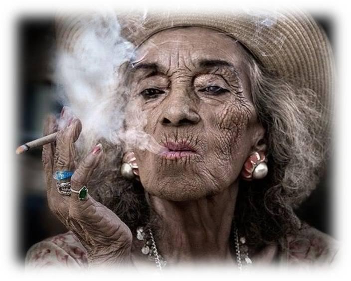 Quando deixado fumando conselhos