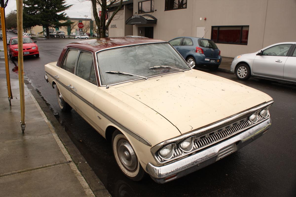 1963 Rambler Classic 770.