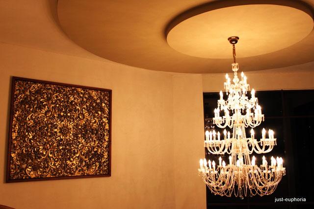 Beautiful Hanging Lamp