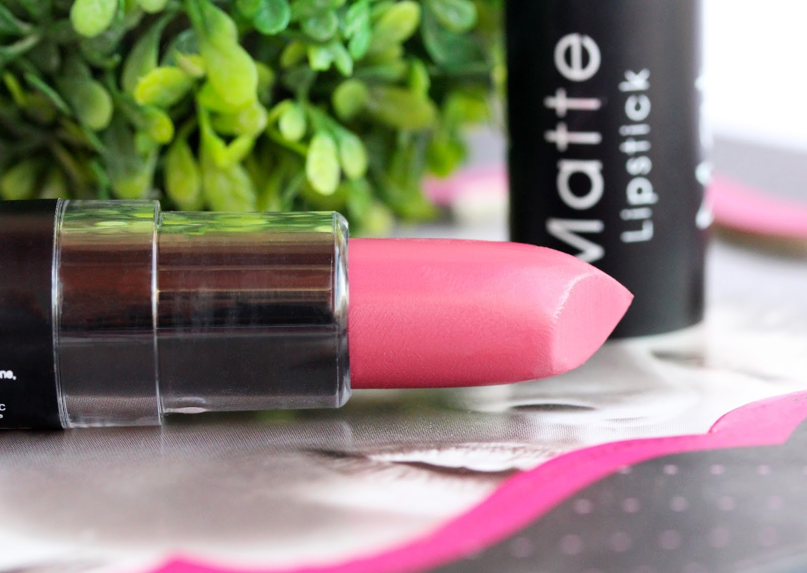 NYX Tea Rose Matte Lipstick