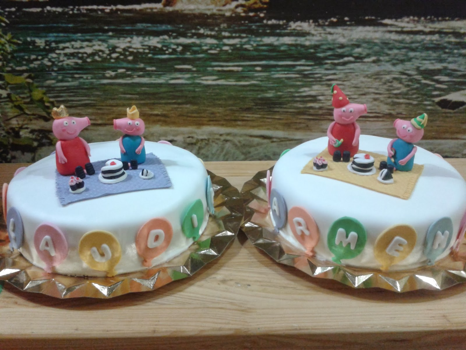 Cupcakes tenerife seguimos con peppa pig - Cupcakes tenerife ...