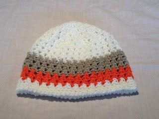 Crochet Kat Hat