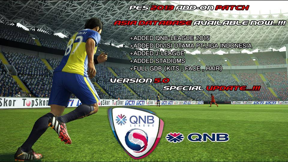 Pes 2013 patch pesedit 1 0