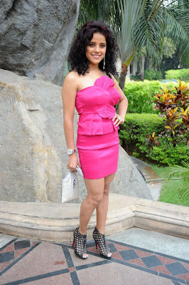 Pia Bajpai Sizzles at Rangam Movie Audio Launch