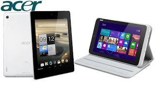 Acer Iconia A1 dan Iconia W3