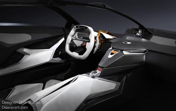 Lamborghini-Perdigon-Interior