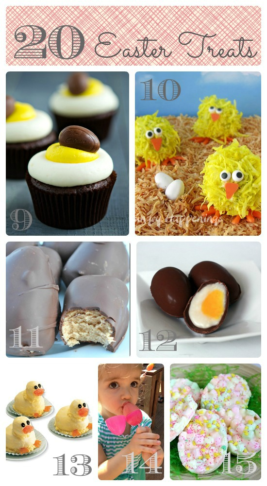 20 Best Easter Treats