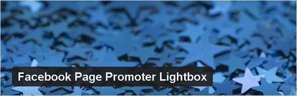Facebook Page Promoter Lightbox Plugin