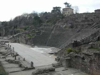 Det antikke teater Fourvière, Lyon
