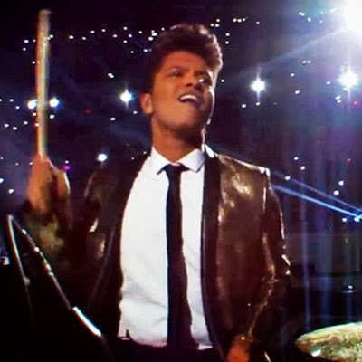 Bruno Mars Super Bowl 48 Halftime Performance Video