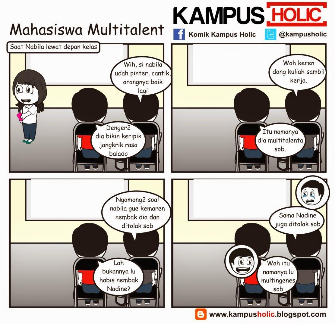 #812 Mahasiswa Multitalent