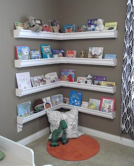 mamasVIB | V. I. BOOKCLUB Clever ways to store kids books for tiny bedrooms ... & V. I. BEDROOM: Clever ways to store kids books in tiny bedrooms ...